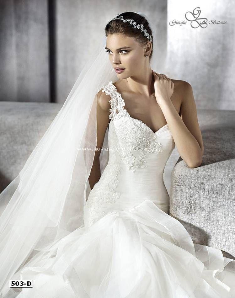 Vestidos de novia en pinto madrid